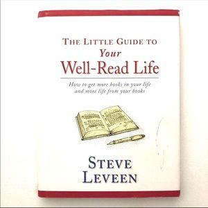 Hardcover-The Little Guide to Your Well-Read Life